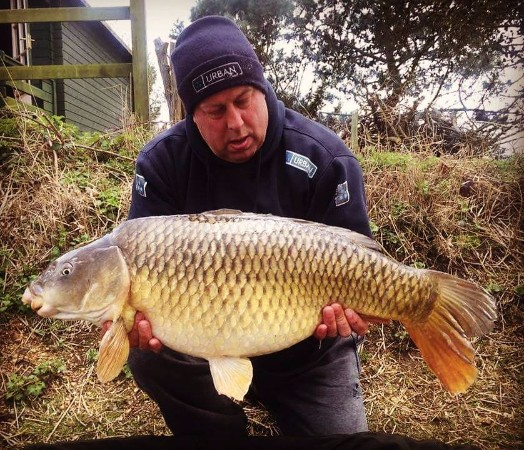 Home the warren for Ktp fishing report