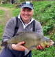 Gary Shaves: 8lb 14oz Bream from the Main Lake