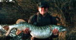Tony Patterson: 28lb 6oz Pike from the The Square